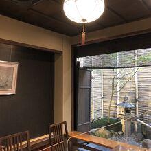 京都一の傳 本店