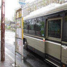 路線バス (岡電バス)