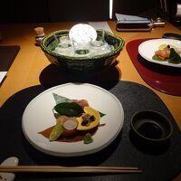 日本料理「TOBIRA」12月特別ディナー。