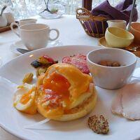 フレンチ「菜」朝食。