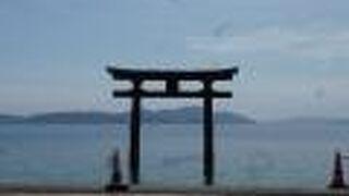 最近は滋賀県でも注目されている観光スポット