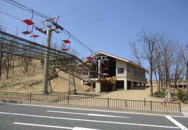 鳥取砂丘観光リフト