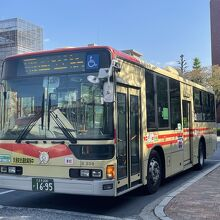 路線バス (京王バス)