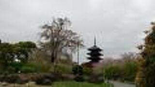 東寺のシンボル