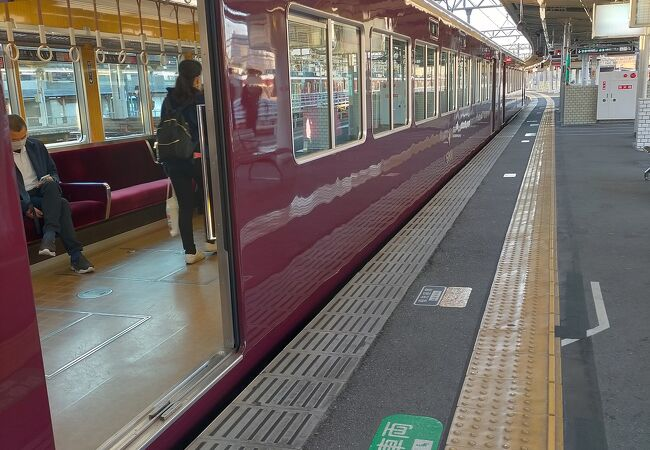 阪急嵐山線
