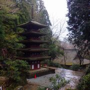 法隆寺に次ぐ奈良時代の古塔