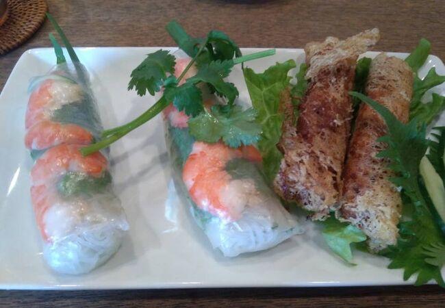 ちゃんとベトナム料理で味は良かった