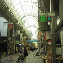 武蔵小山商店街パルム