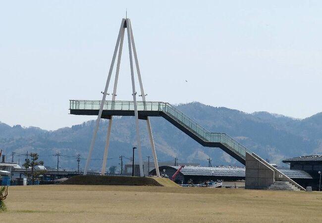 比美乃江公園展望台
