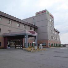 龍飛崎温泉 ホテル竜飛