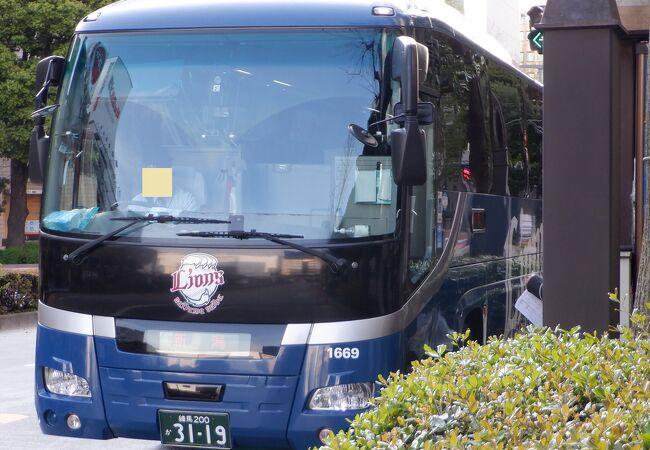 高速バス(西武バス)