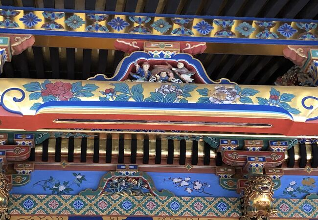 久能山東照宮 社殿