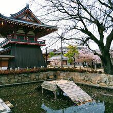 亀の池 (四天王寺)