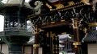 西本願寺 阿弥陀堂門