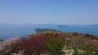 瀬戸内海の景色が最高です!!