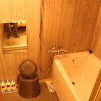 洗い場のある客室バスルーム