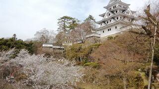 日本最古の復元天守閣
