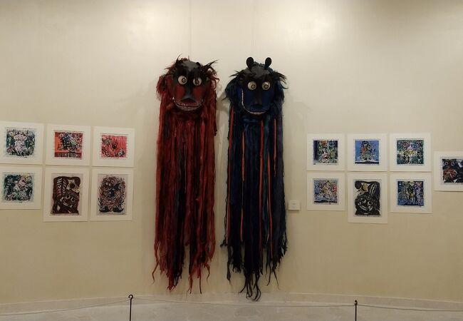 BOKUNEN ART MUSEUM / AKARA GALLERY