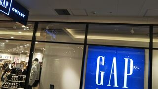 Gap Outlet (三井アウトレットパーク幕張)