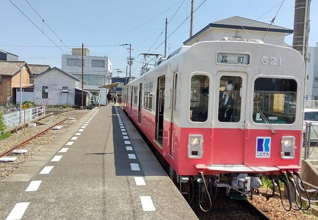 高松琴平電気鉄道志度線