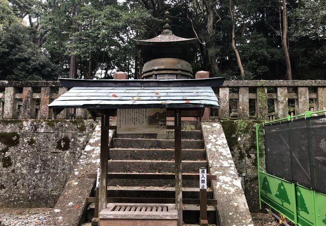 久能山東照宮 神廟