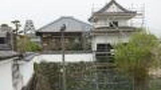 大洲城三の丸南隅櫓公園