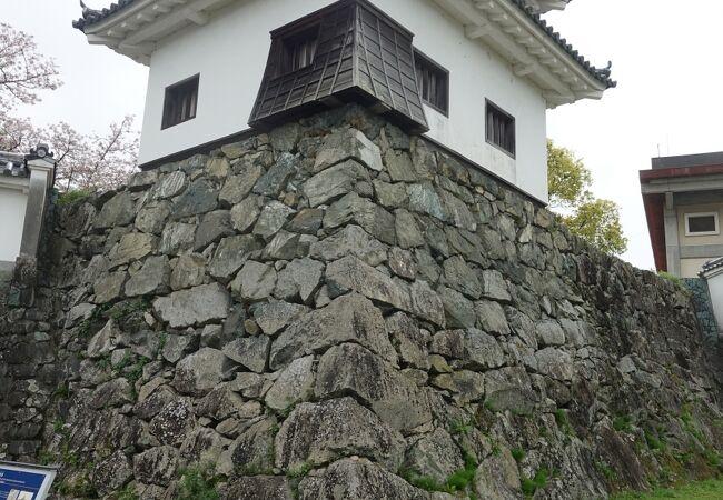 大洲城 苧綿櫓