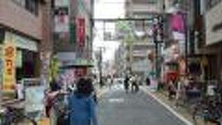 サンツ中村橋商店街