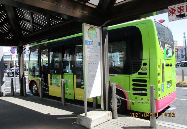市内循環バスぐるりん