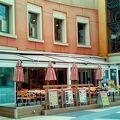ラチッタデッラにある洋食のレストランです。