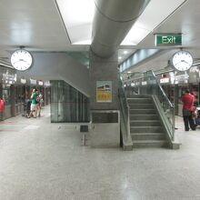 サマセット駅