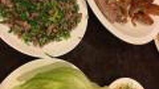 北平 陶然亭餐廳 (ベイヒン タオランティンツァンティン)