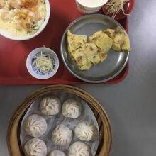 四海豆漿大王 (中山國中駅)