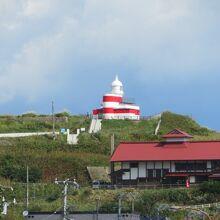 高島岬 / 日和山灯台