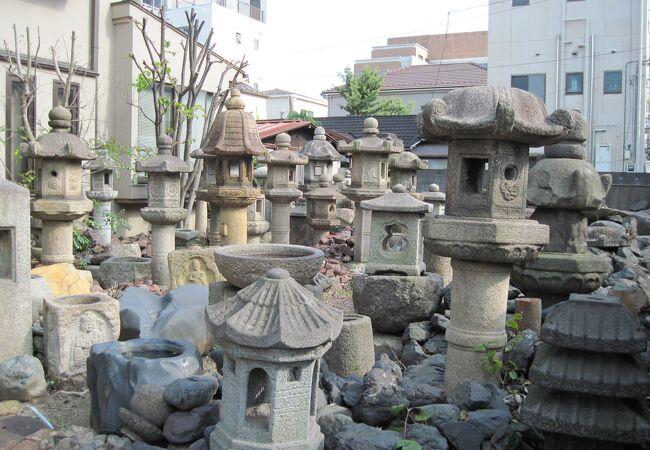 小倉庭石店