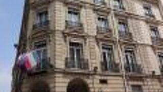 ホテル バルザック シャンゼリゼ パリ