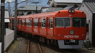 伊予鉄道郊外電車 (郡中線)