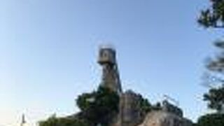 竹富島の観光スポットの1つ