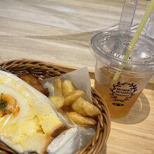 みのりカフェ 三越銀座店
