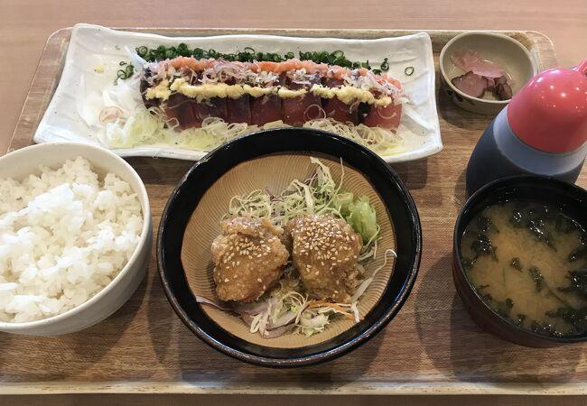 築地食堂 源ちゃん 両国江戸NOREN店