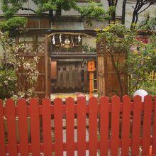 難波神明社 (露天神社)