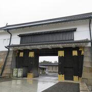 二条城の入城門