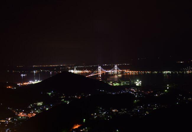 祝津公園展望台