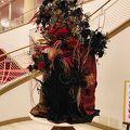 ロビーの装花