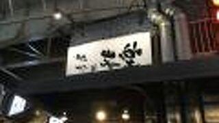 やきとり 上野文楽
