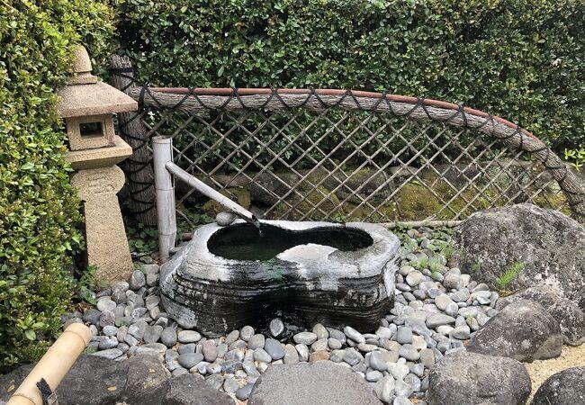 京風庭園「ポケットパーク」