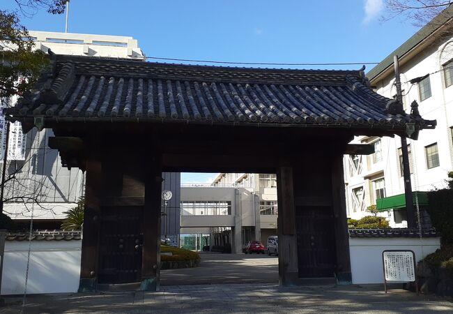 西条藩陣屋跡