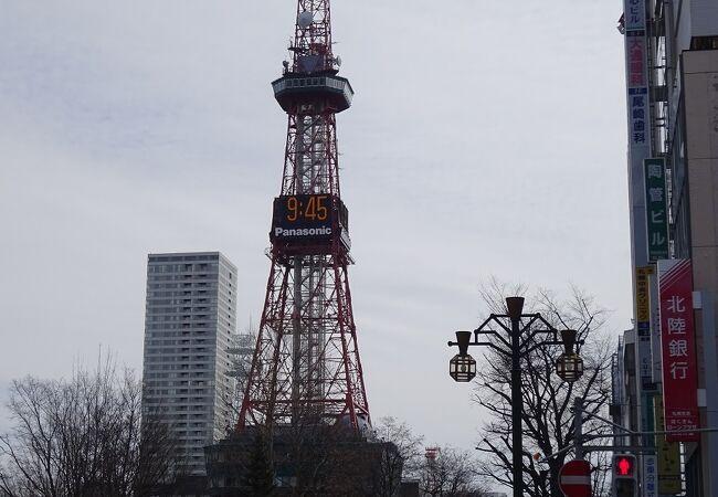 札幌と言えばここからの眺め