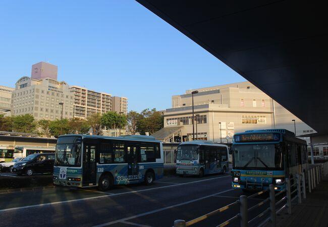 TXつくば駅から筑波山口までの北部シャトルは安くて便利