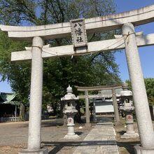 瀬谷八幡社